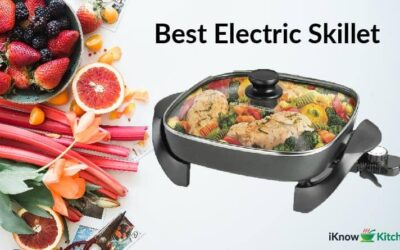 Top 5 Best Ceramic Electric Skillet in 2021 (Experts Review)