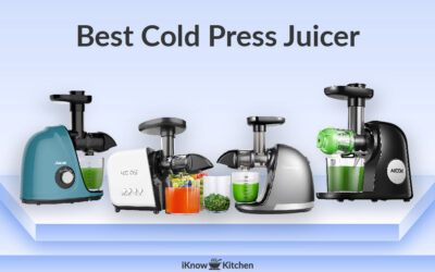 Top 5 Best Cold Press Juicer of 2021 (The Ultimate Review)