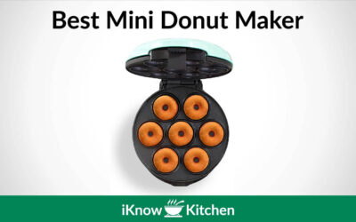 5 Best Mini Donut Maker Machine in 2021 (Complete Guide)