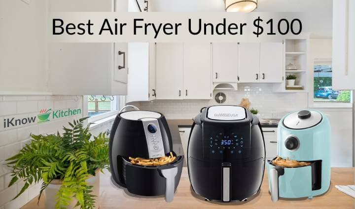 Top 5 Best Air Fryer Under $100 of 2021 (Ultimate Review)