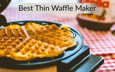Top 5 Best Thin Crispy Waffle Maker of 2021 (The Complete Review)