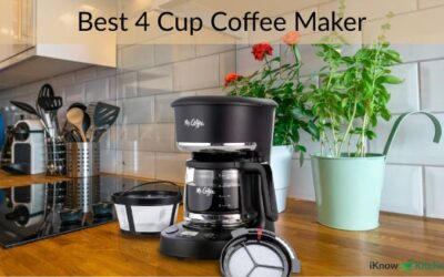Top 5 Best 4 Cup Coffee Maker of 2021 (The Ultimate Review)