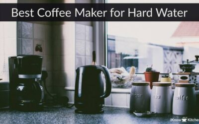 Top 5 Best Coffee Maker for Hard Water in 2021 (Complete Review)