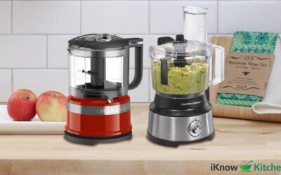 Top 5 Best Food Processor Under $50 (Reviews by Expert)