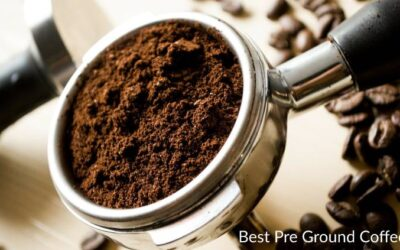 Best Pre Ground Coffee for French Press in 2021 (Top 5 Pick)