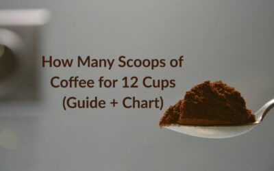 How many Scoops of Coffee for 12 Cups? A Complete Guide
