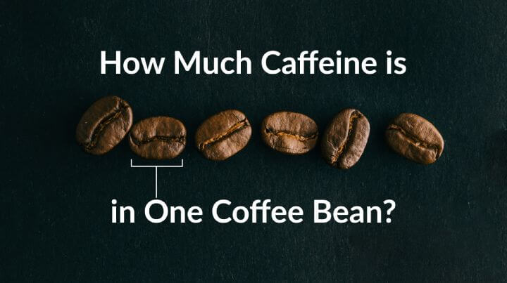 How Much Caffeine is in One Coffee Bean