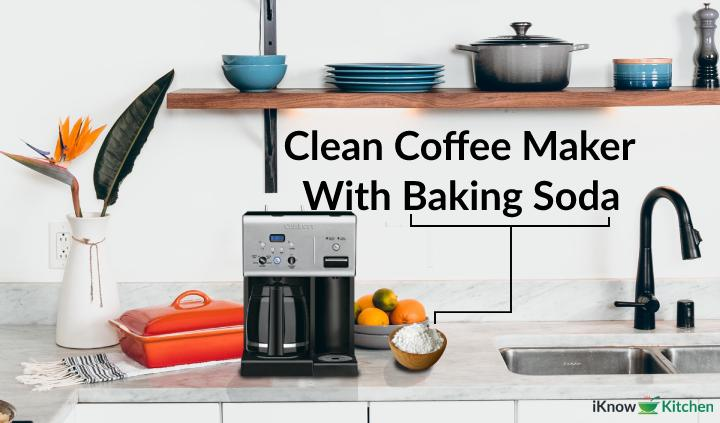 How to Clean a Coffee Maker with Baking Soda? A complete guide