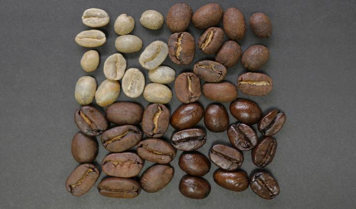 Switched Coffee Beans or Brewing Techniques