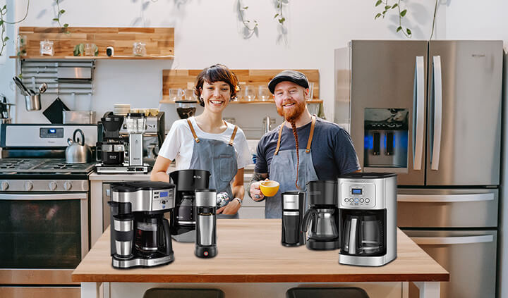 Top 13 Best Coffee Makers of The Year 2021 – Latest Reviews [$20 to $99+]