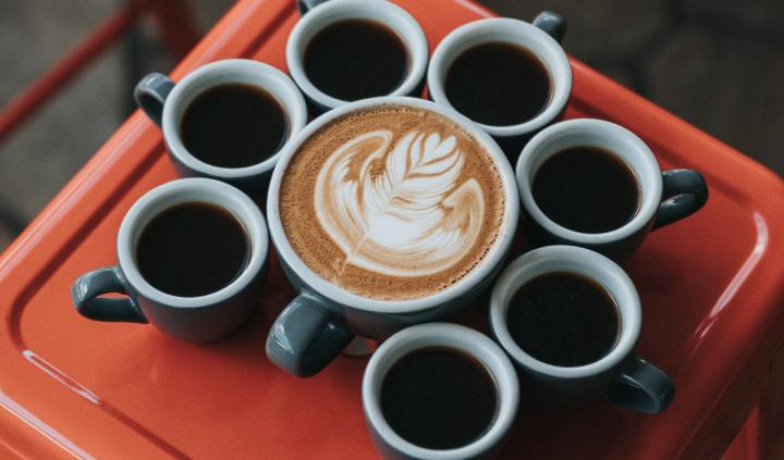 How much black coffee a day is healthy
