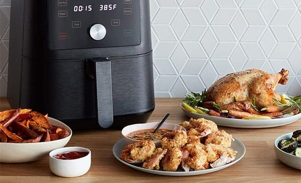 How Long to Cook Chicken Breast in Air Fryer?